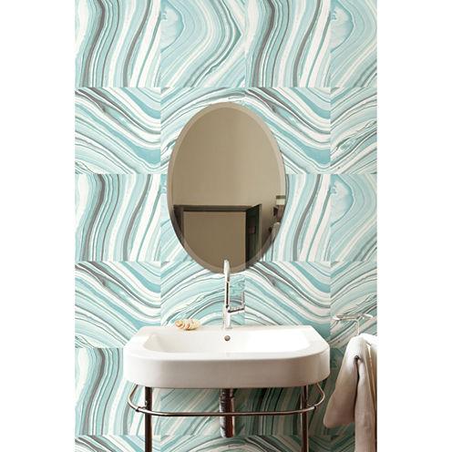 NuWallpaper Metamorphic Peel And Stick Wallpaper