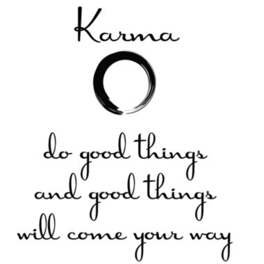 jcpenney.com | WallPops Karma Wall Quote