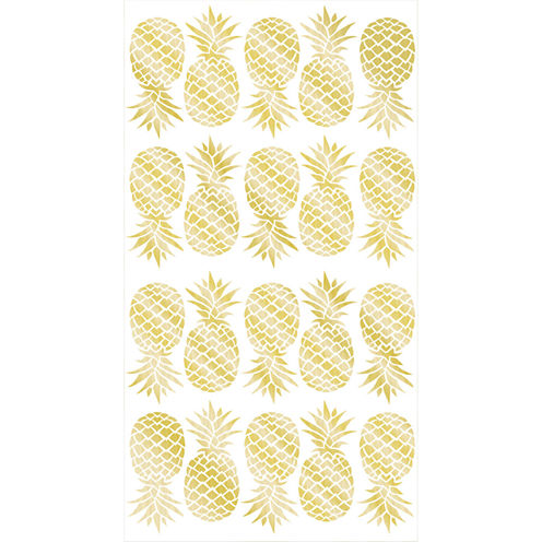 WallPops Pineapple Wall Art- Set of 2