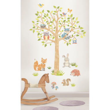 jcpenney.com | WallPops Woodlands Giant Wall Art Kit