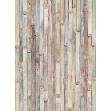 jcpenney.com | Vintage Wood Wall Mural
