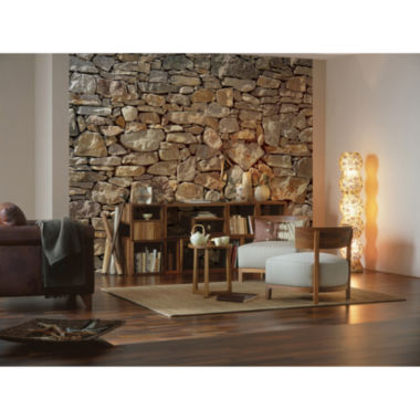jcpenney.com | Stone Wall Wall Mural