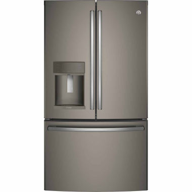 jcpenney.com | GE® Profile™ Series ENERGY STAR® 27.8 Cu. Ft. French-Door Refrigerator with Hands-Free AutoFill
