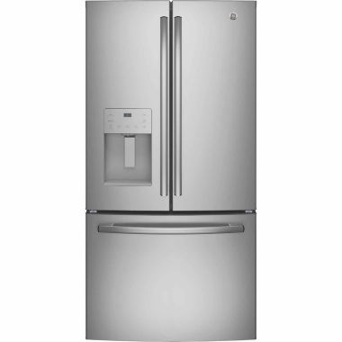 jcpenney.com | GE® ENERGY STAR® 23.8 Cu. Ft. French-Door Refrigerator