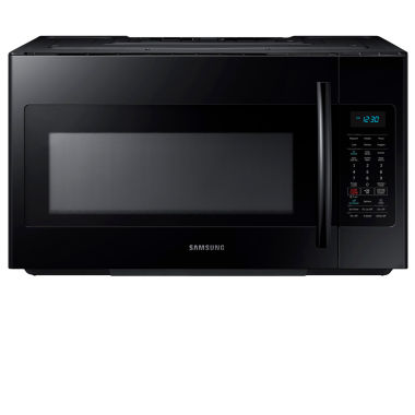 jcpenney.com | Samsung 1.8 Cu. Ft. Over-the-Range Microwave with Sensor Cooking