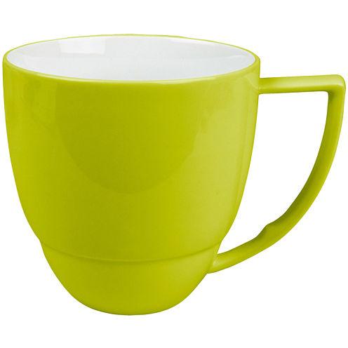 Waechtersbach Uno Set of 4 Porcelain Mugs