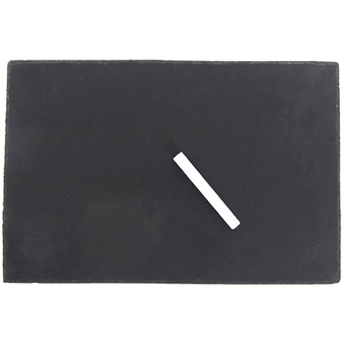 Thirstystone® Slate Cheeseboard & Chalk