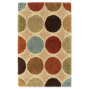 Concepts Collection Horizon Shag Rectangular Rug