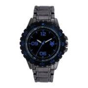 Zoo York® Mens Round Bracelet Watch