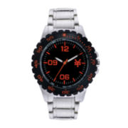 Zoo York® Mens Round Bracelet Watch