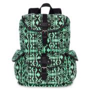 Olsenboye® Tribal-Print Backpack