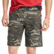 IZOD® Camo Cargo Shorts