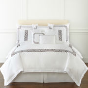 Royal Velvet® Windsor 3-pc. Duvet Set and Accessories