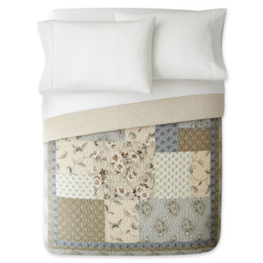 jcpenney.com | Home Expressions™ Youngstown Patchwork Quilt