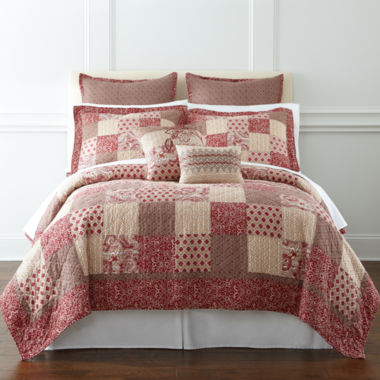 jcpenney.com | Ayden Patchwork Quilt & Accessories