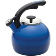 Rachael Ray® 2-qt. Crescent Tea Kettle