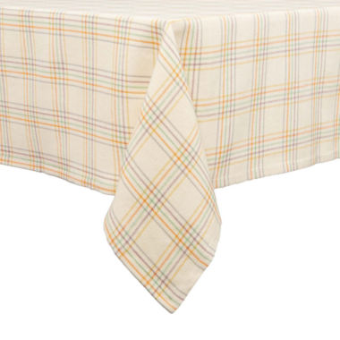 jcpenney.com | jcp EVERYDAY™ Plaid Tablecloth