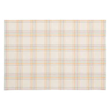 jcpenney.com | jcp EVERYDAY™ Set of 4 Plaid Placemats