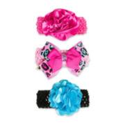 3-pk. Headband Set – Girls One Size