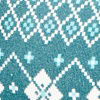 Fairisle Blue CoraSwatch