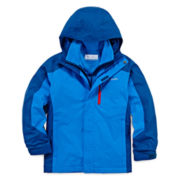 Colombia® Blizzard Blast Interchange Jacket - Boys 6-18