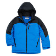 Columbia® Phantom Slope Jacket - Boys 6-18