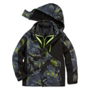 Weatherproof® Camo Systems Jacket - Boys 8-20