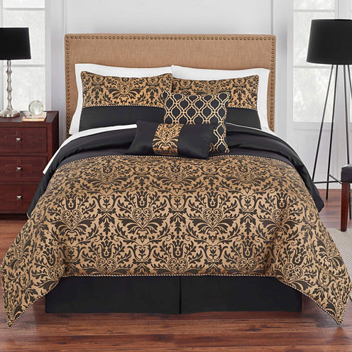 Grand Patrician Genevieve 6-pc. Comforter Set