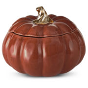 JCPenney Home™ September Ridge Harvest Set of 4 Pumpkin Bowls