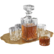 Denmark 6-pc. Whiskey Glass Set
