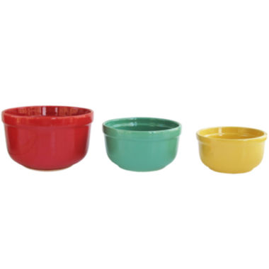 jcpenney.com | American Atelier Bistro 3-pc. Ceramic Nesting Bowl Set