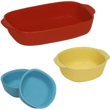 jcpenney.com | CW by CorningWare® 4-pc. Ceramic Bakeware Set