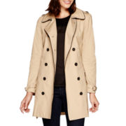 MNG by Mango® Long-Sleeve Trench Coat