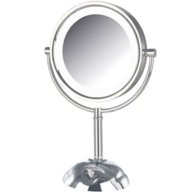 jcpenney.com | Jerdon Style LED-Lighted Tabletop Mirror