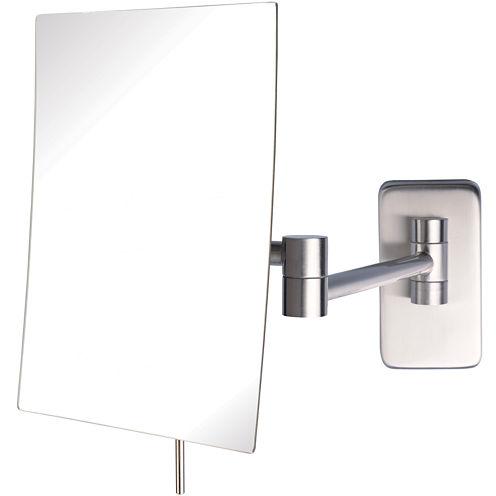Jerdon Style Wall-Mount Rectangular Mirror