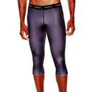 Xersion™ Printed 3/4-Length Compression Slider Shorts