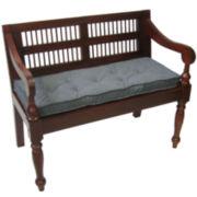 Klear Vu Twillo Bench Cushion
