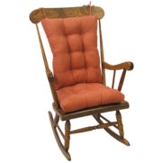 Twillo XL 2-Piece Rocker Chair Cushion Set