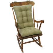 Twillo XL 2-Piece Rocker Chair Cushion Set