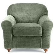 SURE FIT® Royal Diamond Stretch 2-pc. Chair Slipcover Set
