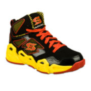 Skechers® Hoopz Bankshot Boys Basketball Shoes - Little Kids