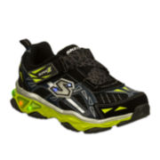 Skechers® Galvanized Light-up Boys Sneakers - Little Kids