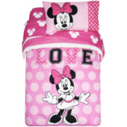 Disney® Minnie Comforter