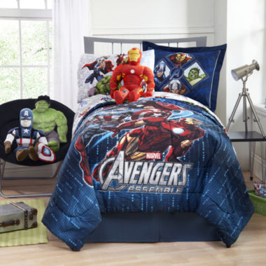 jcpenney.com | Marvel® Avengers® Comforter & Accessories