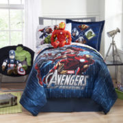 Marvel® Avengers® Comforter & Accessories