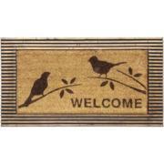 Koko Slat Frame Songbird Coir Doormat