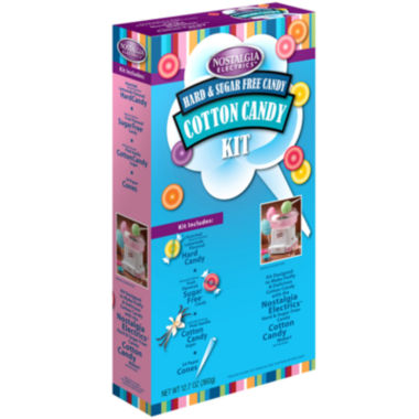 jcpenney.com | Nostalgia Electrics™ Retro Cotton Candy Kit
