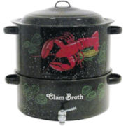 Granite Ware® 3-pc. 19-qt. Lobster Pot + Decal