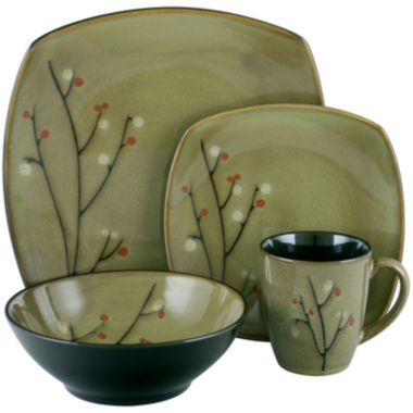 jcpenney.com | Sango Blossom 16-pc. Dinnerware Set