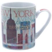 New York Cityscape Mug